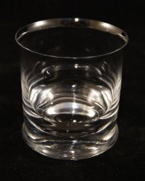 FLAGG large whiskey glass