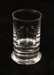 FLAGG schnapps glass S Persson-Melin
