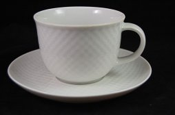 Chess white teacups Boda Nova