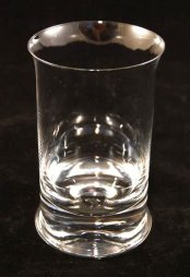 FLAGG beer glass
