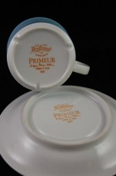 Blue Primeur Coffee Cup