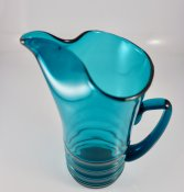 Jug in glass 60's