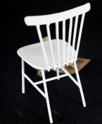 Chair miniature White