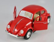 VW 1967 Red Scale 1:32