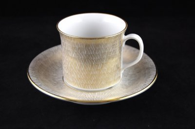 Primeur Gold Coffee Cup