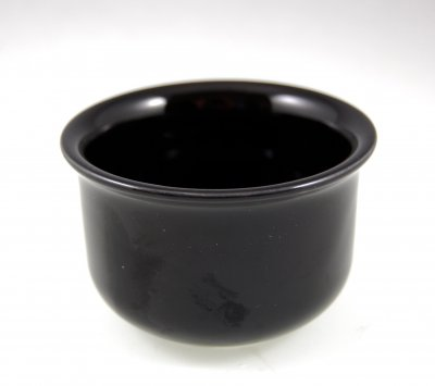 Boda Nova black sugar bowl