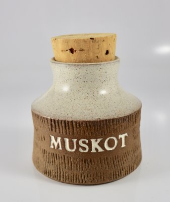 Spice jar MUSKOT Signe Persson-Melin